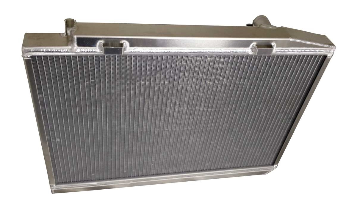 1986-87 Mercedes 300SDL, 1990-91 350SD/SDL Aluminum Radiator Top