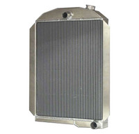 1941-1946 Chevrolet Trucks Aluminum Radiator