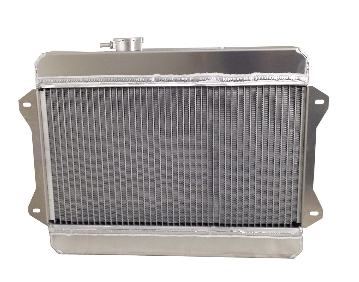 1972-1976 Jensen Healey Aluminum Radiator Back
