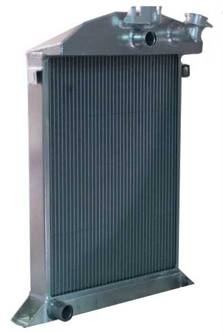 High Performance 1936 Ford Car Aluminum Radiator