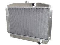 1961-1964 Ford Truck w/ 6 CYL engine Aluminum Radiator