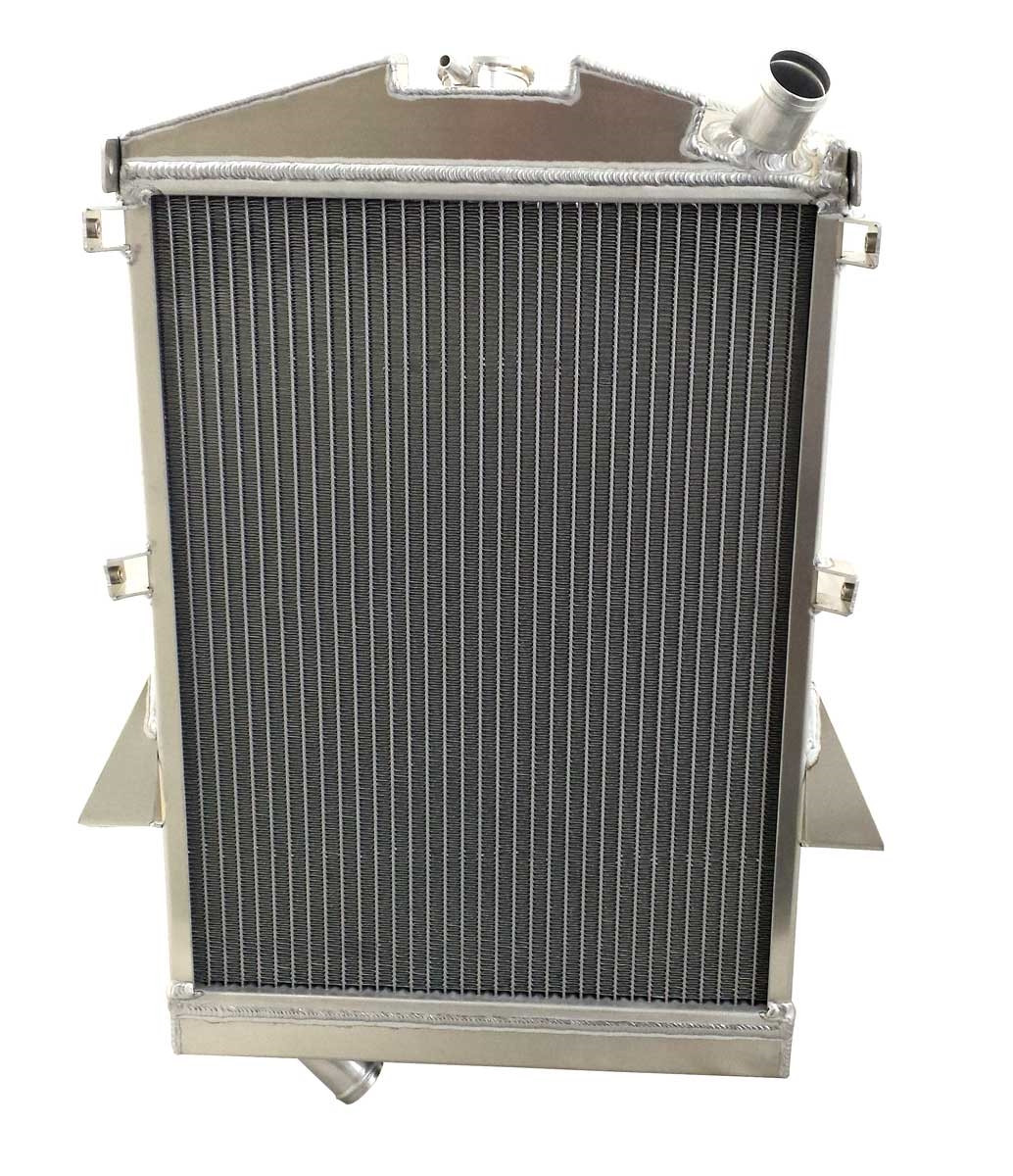 1954 Jaguar Xk140: High Performance 1954-1957 Jaguar XK140 Aluminum Radiator
