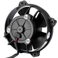 "4"" Low Profile Puller Fan"