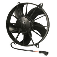 "11"" Extreme Performance Paddle Curved Blade Puller Fan"
