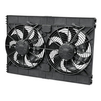 "12"" Dual High Performance Fan"