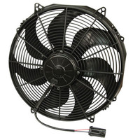 "16"" Extreme Performance Race Curved Blade Puller Fan"