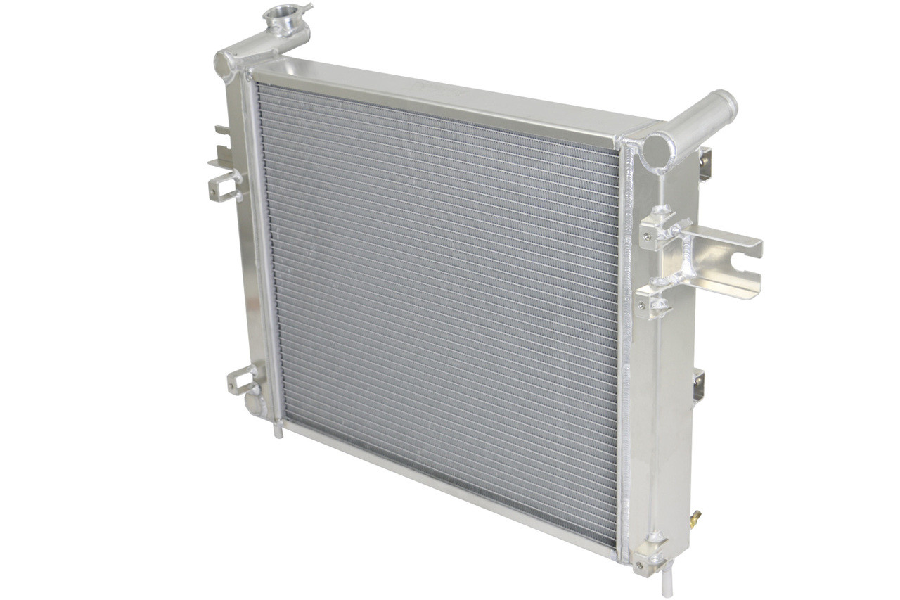 2006-2010 JEEP Grand Cherokee & 2005-2010 JEEP Commander Aluminum Radiator Back