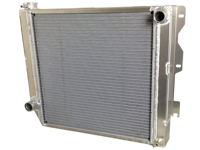 1987-06 JEEP Wrangler Crossflow  Radiator (FORD V8)