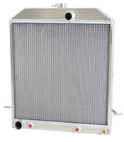 1940-1941 Ford Truck & 1939-1941 Car Aluminum Radiator