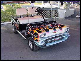 Golf Cart - Tips for Paint Job, Skins, Tops, and More ... Custom Golf Cart Pinstriping Designs on custom pinstriping by hot dog, custom pinstriping stencils, custom truck pinstriping,