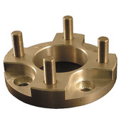 Wheel Spacer - 1 inch Stainless Steel