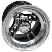 "8"" RHOX Brickyard Machined Golf Cart Wheel"