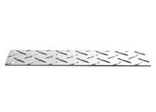 EZGO TXT Diamond Plate Name Plate 1995 and Newer