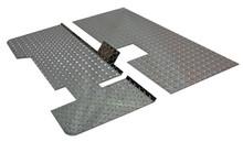 EZGO TXT Diamond Plate Floor 1995 and Newer