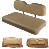 EZGO TXT 1994 and Newer Replacement Front Seat - Tan Cushions