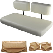 Yamaha G16, G19, G20 and G22 Replacement Front Seat - Tan Cushions