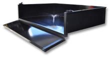 Madjax Black Steel Cargo Box - Choose Your Model