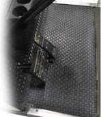 Replacement OEM Diamond Plated Floormat for EZGO TXT