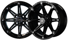 Madjax Element 14x7 Black Wheel