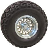 "10"" RHOX Phoenix Machined w/ Pearl Wheel (shown with RHOX Mojave tire)"