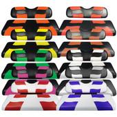 Madjax Riptide Base Rear Flip Seat Cushions - Choose Colors