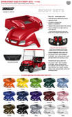 "Double Take - EZGO TXT  ""Titan"" Body Kit"