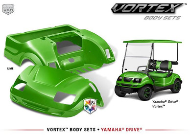 Double Take Yamaha G29 Drive Quot Vortex Quot Body Kit