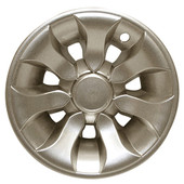 """8"""" Sand Stone Driver Golf Cart Wheel Covers"""
