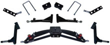 "Club Car Precedent Jake's 6"" Double A-Arm lift kit - 2004 and up Gas/Elec"
