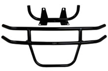 Club Car Precedent 2004-Up Jake's Brush Guard - Black Powder Coat