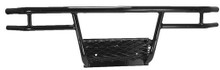 Jake's Club Car DS 1981-Up Black Powder Coat Tubular Steel Front Bumper