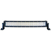 "Universal Golf Cart  Curved LED Utility Lightbar - 21.5""- 7800 Lumen Combo Flood/Spot Beam"