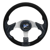 "Madjax Razor Carbon 13"" Golf Cart Steering Wheel"