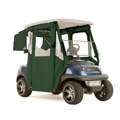 DOOR-LUX Golf Cart Enclosure for Club Car Precedent Golf Cart on golf push carts, golf carts like trucks, ezgo cart models,