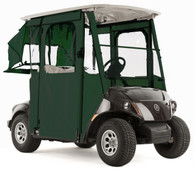 """DOOR-LUX"" 3-Sided Sunbrella Golf Cart Enclosure for Yamaha Drive 2 (Choose Color)"