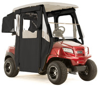 """DOOR-LUX"" 3-Sided Sunbrella  Golf Cart  Enclosure for Club Car Onward (Choose Color)"