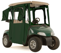 """DOOR-LUX"" 3-Sided Sunbrella  Golf Cart  Enclosure for EZGO RXV (Choose Color)"