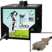 Club Car & Yamaha Crowfoot Plug Battery Charger 36V/21Amp