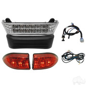 LED Light Bar Kit, Club Car Precedent, Electric 08.5+, 12-48v