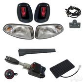 Light Kit w/ Plug & Play, E-Z-Go RXV 08-15