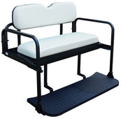 RHOX 400 series Aluminum Rear Seat Kit - Club Car Precedent