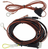 """Bazooka Plug-and-Play Wiring Harness For 8"""" Subwoofer"""