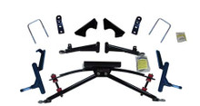 "Club Car DS Gas 4"" Double A-arm Lift Kit by Jake's (1982-1996)"