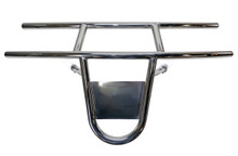 EZGO RXV Stainless Steel Front Brush Guard by RHOX (2016+)