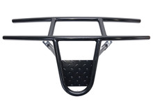 EZGO RXV Black Power Coat Steel Front Brush Guard by RHOX (2016+)