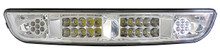 EZGO Medalist/TXT LED Headlight Bar w/ Aftermarket Plugs (Fits: 94-13)