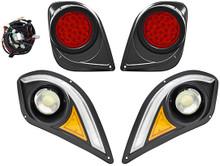 RHOX Yamaha Drive 2 LED Light Kit w/ RGBW Accent Lights