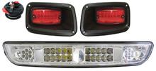 RHOX EZGO TXT SS LED Light Bar Kit (Fits: 94-13)