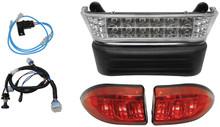RHOX Club Car Precedent SS LED Light Bar Kit (Fits: 04-08.5)