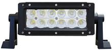 """RHOX 2340 Lumen LED Utility Light Bar 7.5"""" Combo Flood/ Spot Beam (12-24V/ 36W)"""